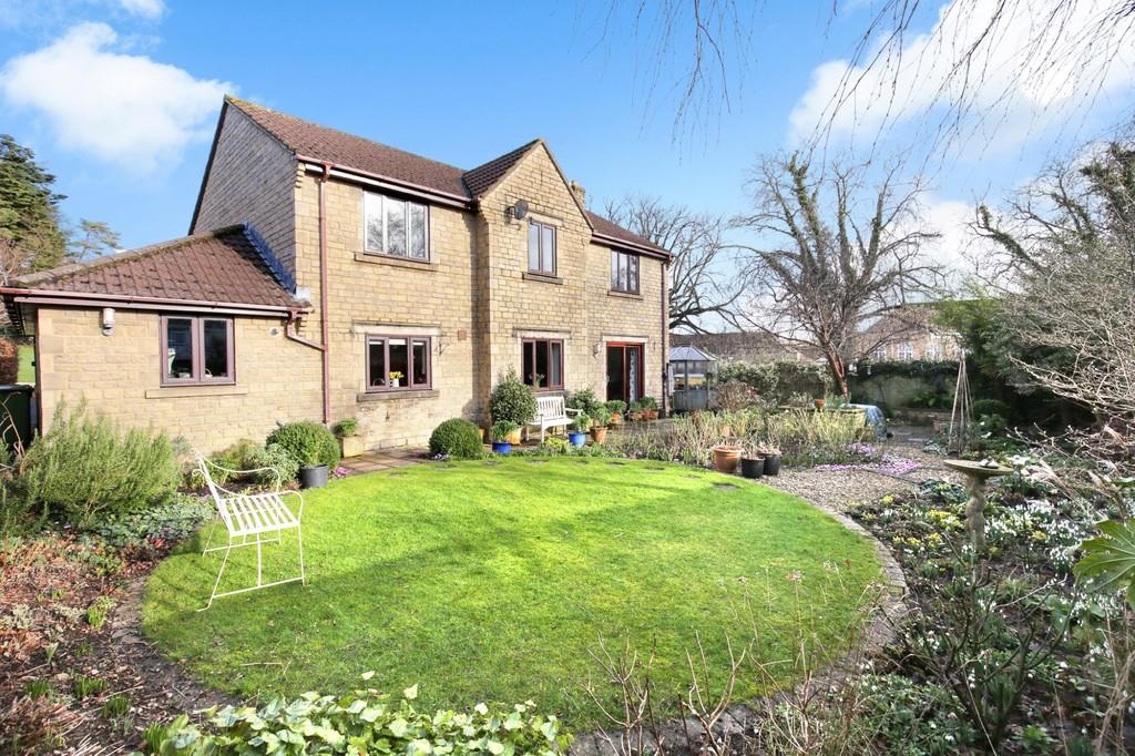 4 Bedrooms Detached House for sale in Bath Road, Frome