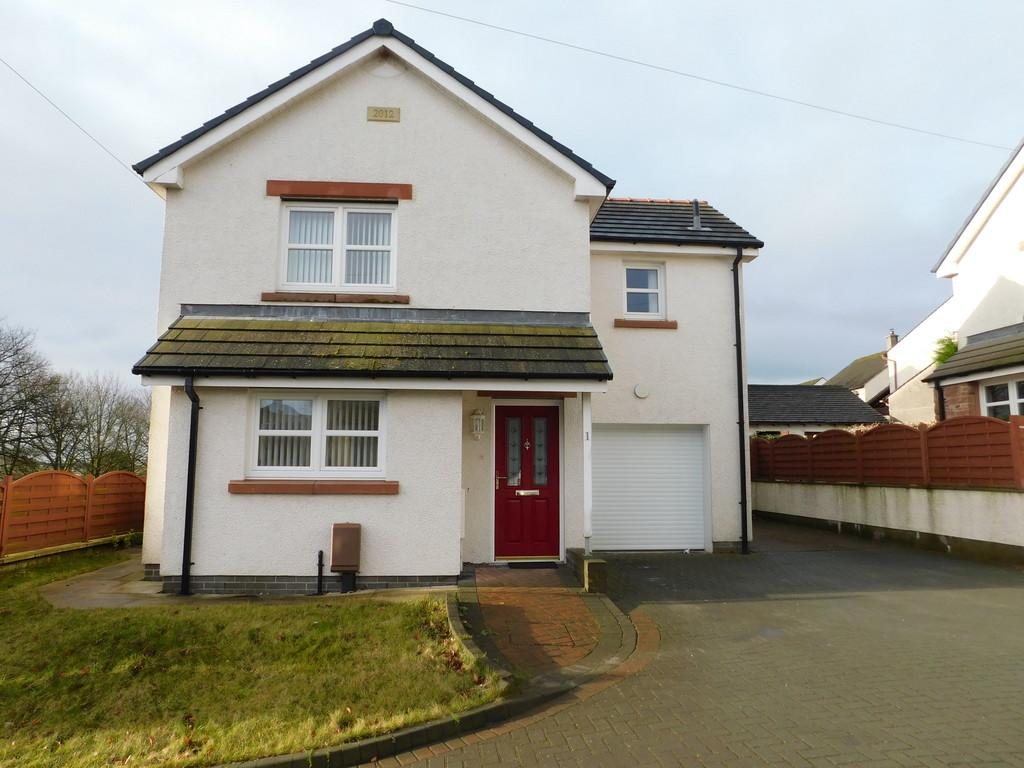 3 Bedrooms Detached House for sale in 1 Anchor Gardens, Ulverston Road, Lindal, Ulverston