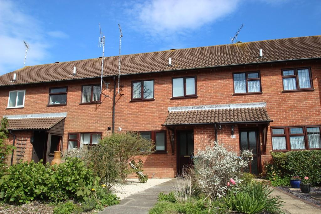 3 Bedrooms Terraced House for sale in Dinsdale Gardens, Rustington