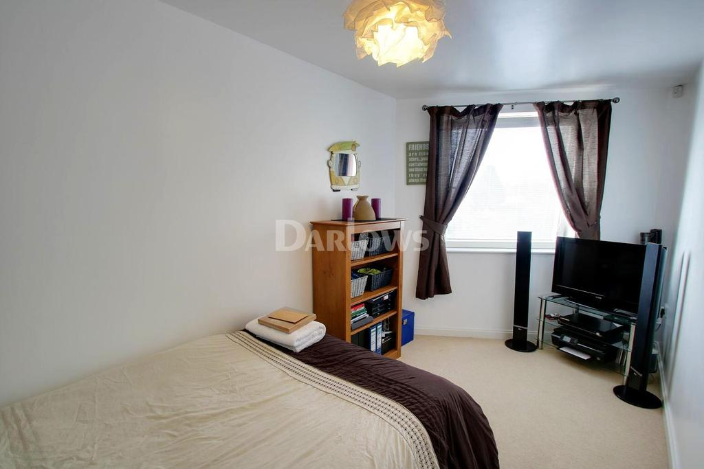 2 Bedrooms Flat for sale in Hansen Court, Cardiff Bay