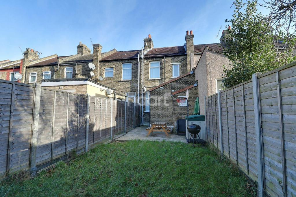 2 Bedrooms Terraced House for sale in St Albans Avenue, East Ham