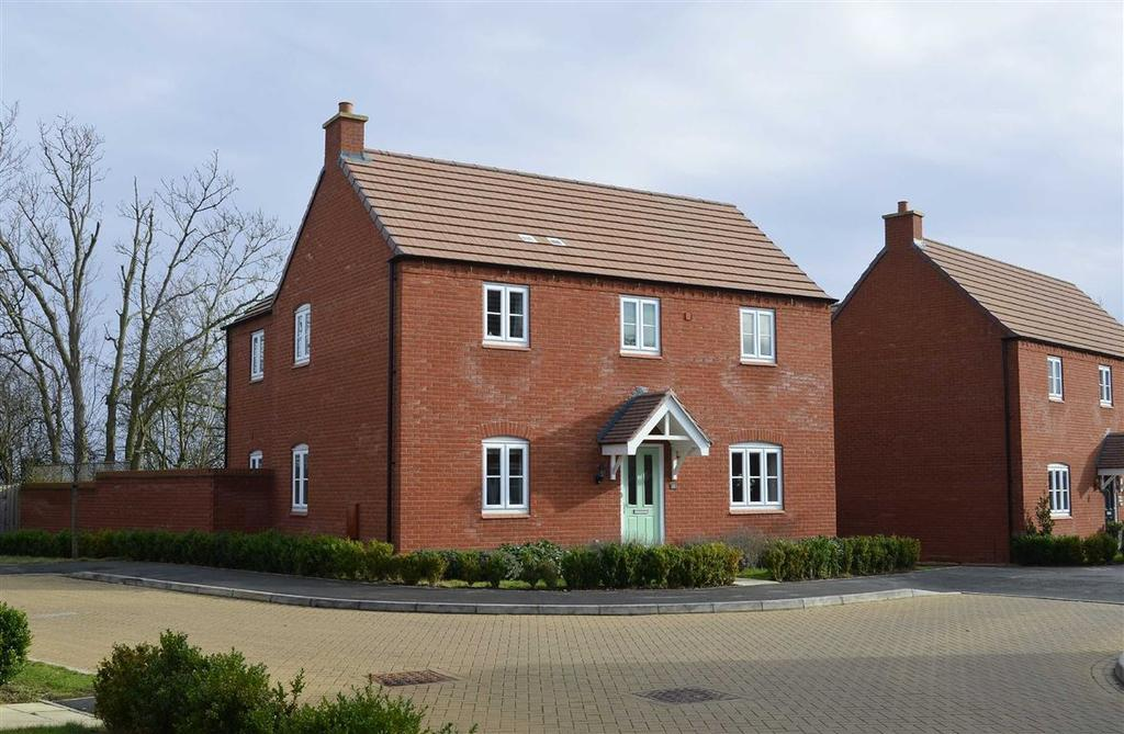 4 Bedrooms Detached House for sale in Hazel Close, Bugbrooke