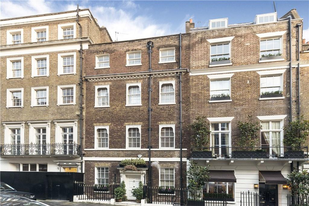 5 Bedrooms Terraced House for sale in Chesterfield Street, London, W1J