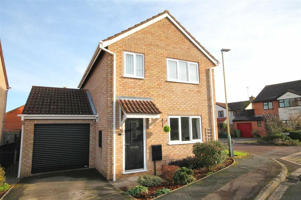 3 Bedrooms Detached House for sale in Rothleigh, Up Hatherley, Cheltenham, GL51