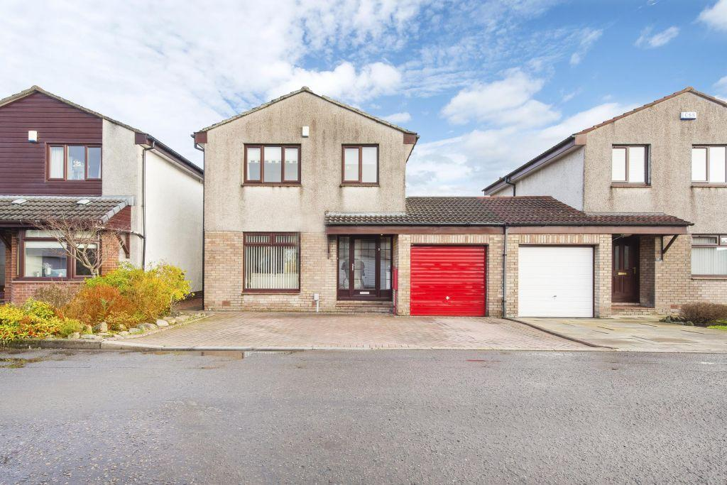 3 Bedrooms Link Detached House for sale in 5 Heather Gardens, Lenzie, Glasgow, G66 4UL