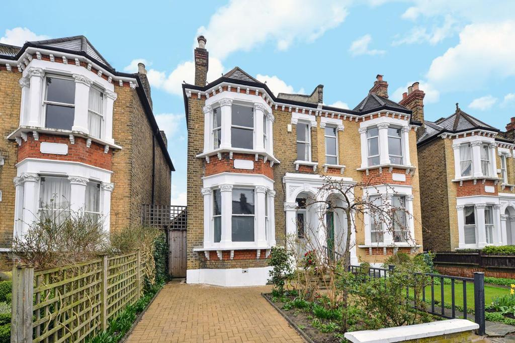 5 Bedrooms Semi Detached House for sale in Eastmearn Road, West Dulwich