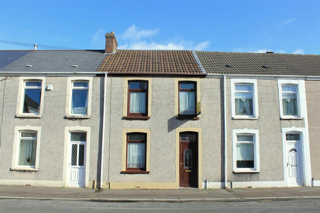 2 Bedrooms Terraced House for sale in Moorland Road, Cimla, Neath
