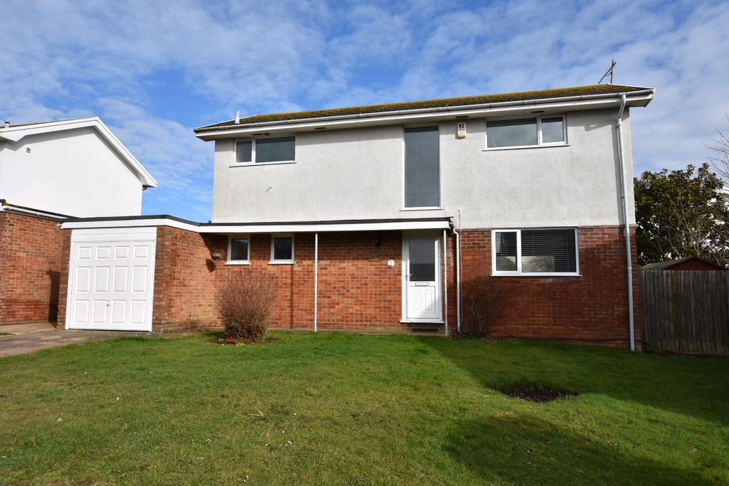 4 Bedrooms Detached House for sale in Hawthorn Close