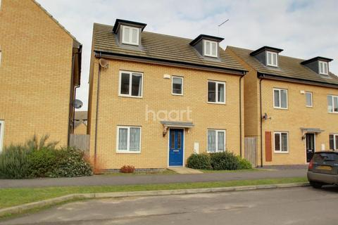 4 bedroom detached house for sale - Woodward Drive, Gunthorpe, Peterborough