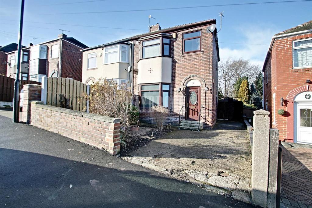 3 Bedrooms Semi Detached House for sale in Seagrave Crescent, Intake