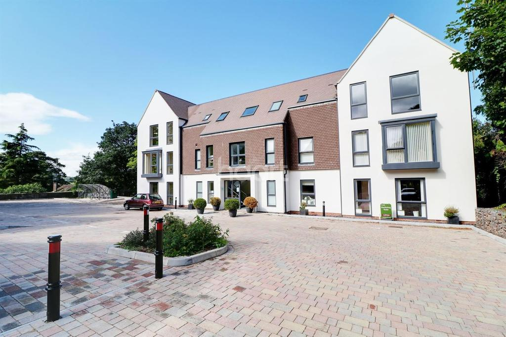 2 Bedrooms Flat for sale in Plot 18, The Rolls Buildings, Monmouth