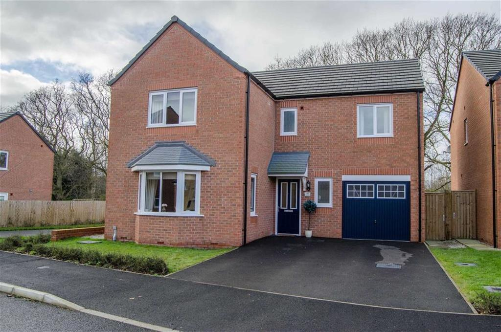 4 Bedrooms Detached House for sale in Oak Drive, Penyffordd, Flintshire, Chester, Flintshire