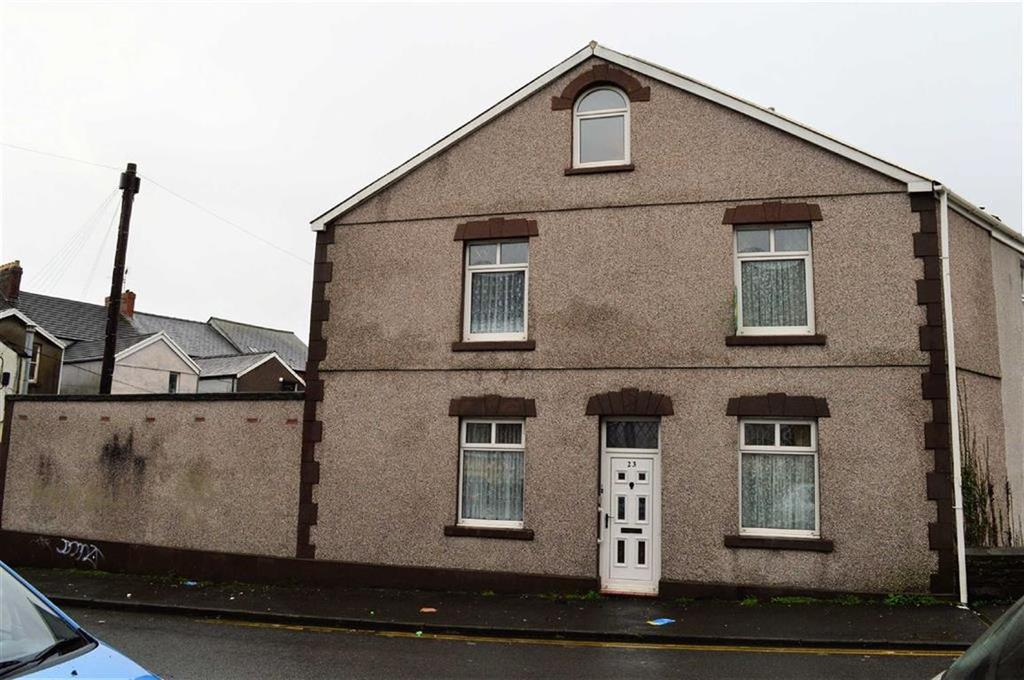 3 Bedrooms End Of Terrace House for sale in Hanover Street, Swansea, SA1