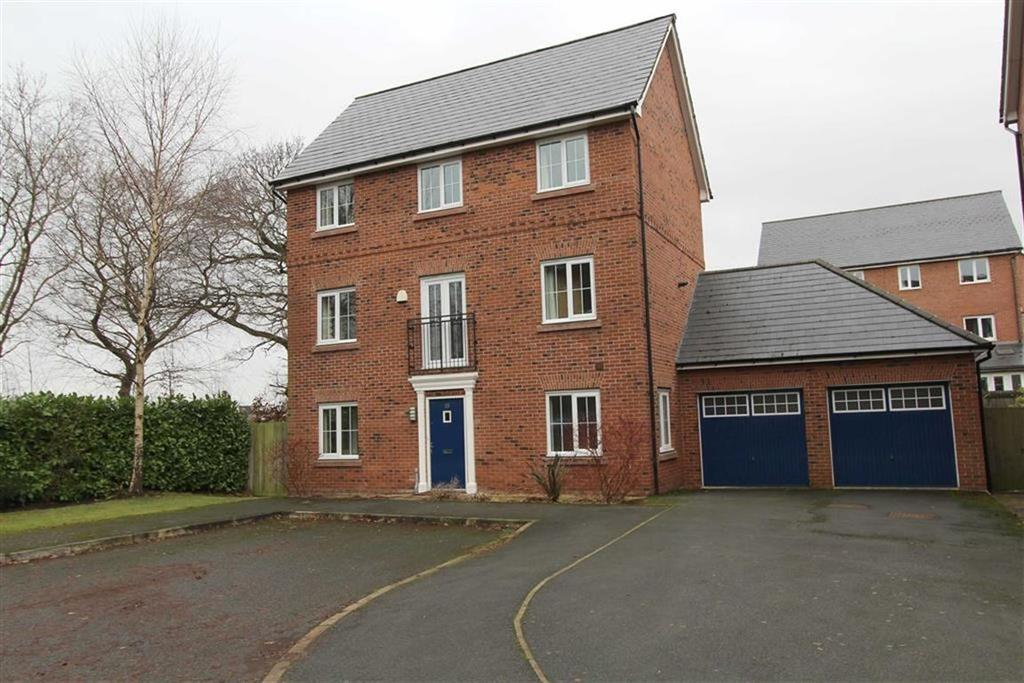 5 Bedrooms Detached House for sale in Millington Gardens, Lymm