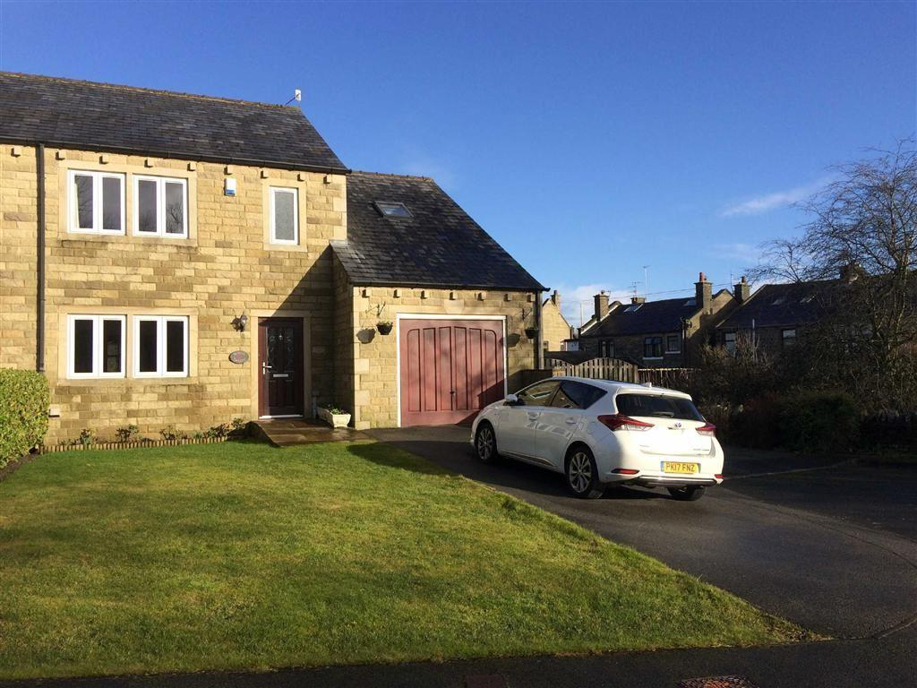 4 Bedrooms Semi Detached House for sale in The Sycamores, Earby, Lancashire