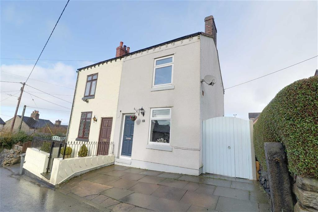2 Bedrooms Cottage House for sale in Church Street, Mow Cop, Stoke-on-Trent