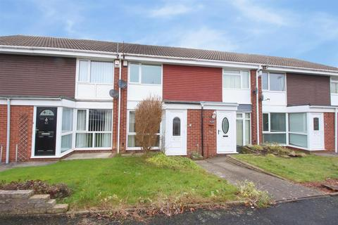 2 bedroom terraced house for sale - Launceston Close, Kingston Park, Newcastle Upon Tyne