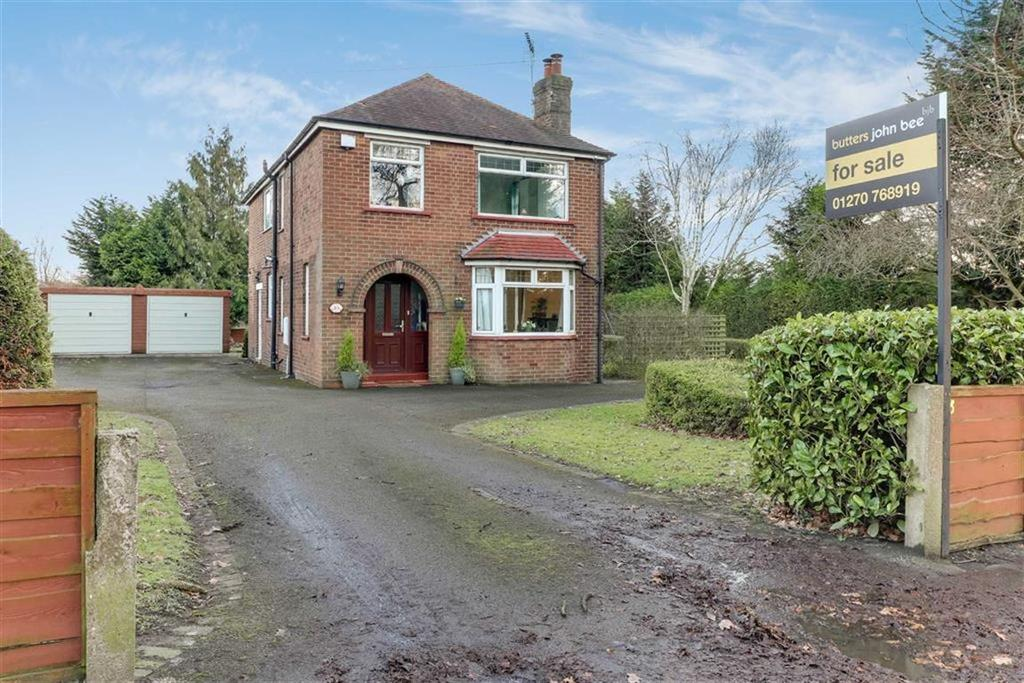 4 Bedrooms Detached House for sale in Abbey Road, Sandbach