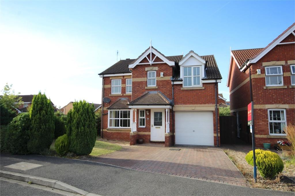 5 Bedrooms Detached House for sale in Nornabell Drive, Beverley, HU17