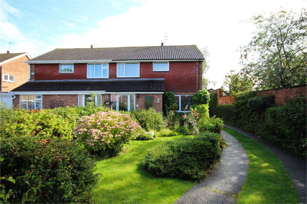 3 Bedrooms Semi Detached House for sale in Windham Crescent, Wawne, Hull, HU7
