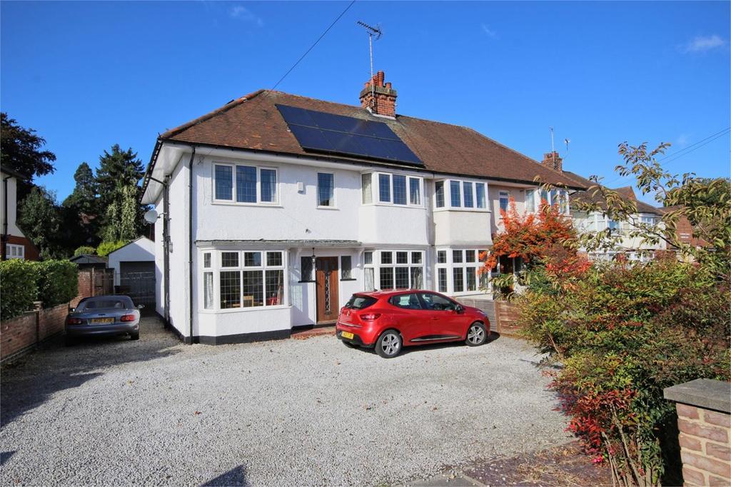 4 Bedrooms Semi Detached House for sale in Beverley Road, Kirk Ella, Hull, HU10