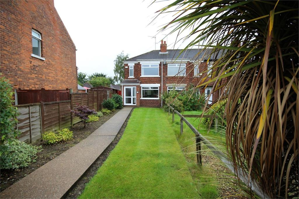 2 Bedrooms End Of Terrace House for sale in Aston Road, Willerby, Hull, HU10
