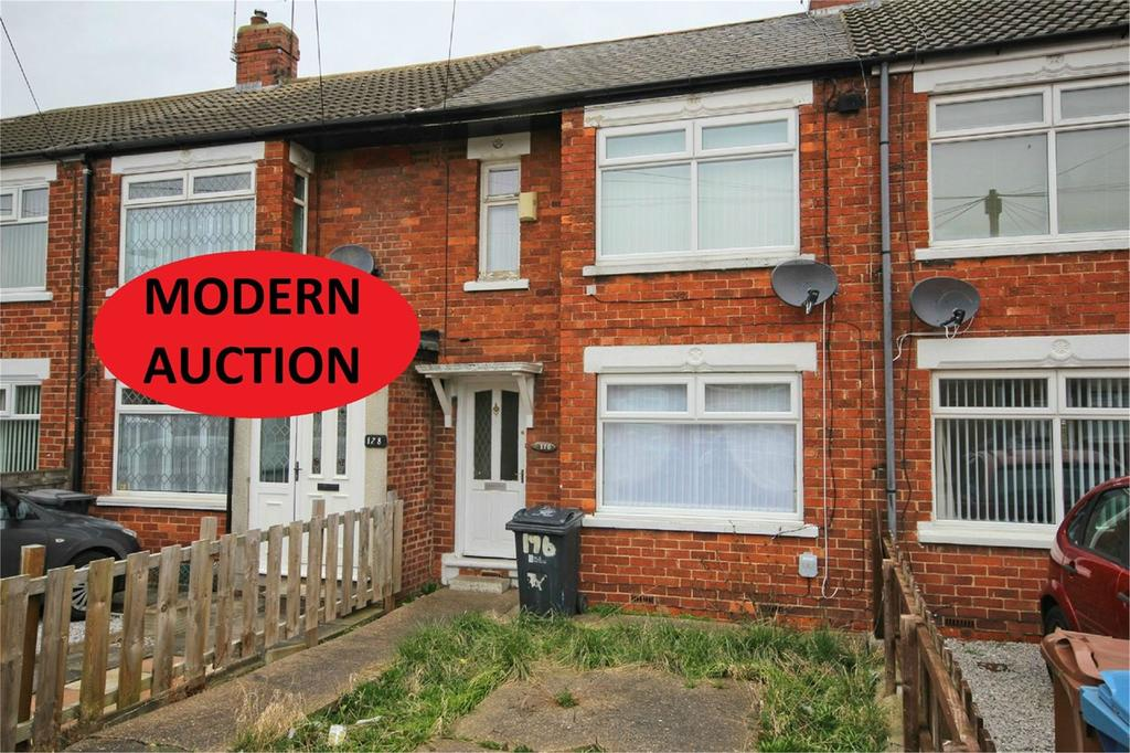 2 Bedrooms Terraced House for sale in Bristol Road, Hull, HU5