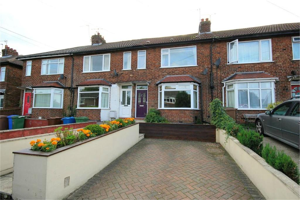 2 Bedrooms Terraced House for sale in Dale Road, Swanland, North Ferriby, HU14