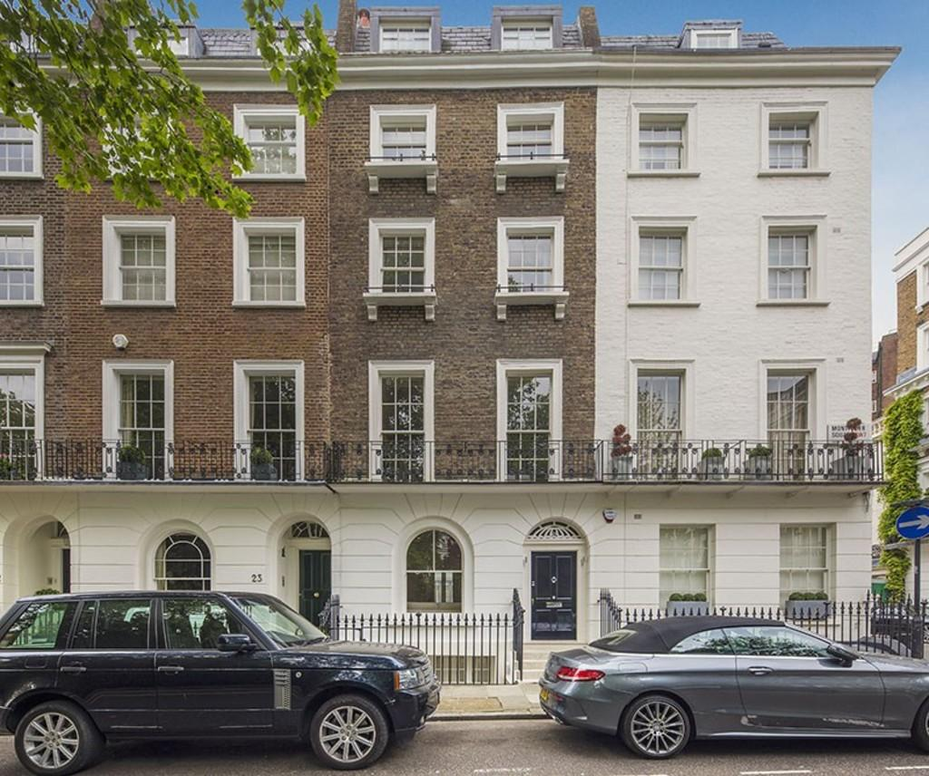 6 Bedrooms Terraced House for sale in Montpelier Square, Knightsbridge, SW7