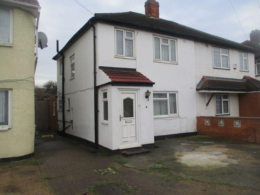 3 Bedrooms Semi Detached House for sale in Raleigh Avenue, Hayes, UB4