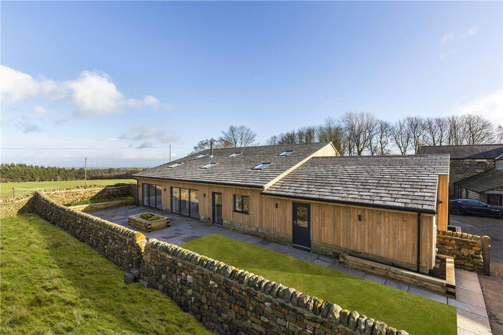 5 Bedrooms Detached House for sale in High North Farm, Fellbeck, Harrogate, North Yorkshire
