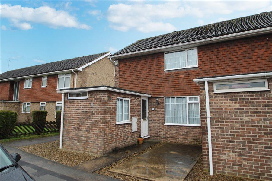 2 Bedrooms Town House for sale in GREENSHAW DRIVE, HAXBY, YORK, YO32 3DD