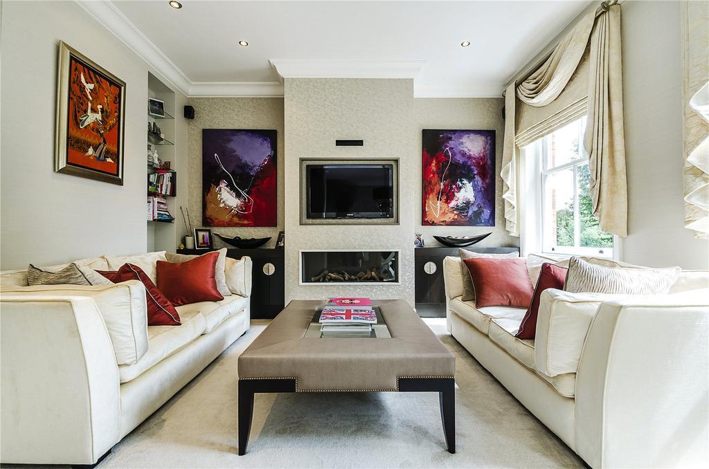 2 Bedrooms Flat for sale in Egerton Gardens, London