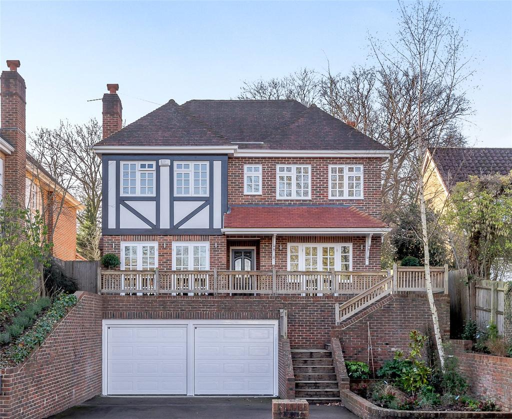 6 Bedrooms Detached House for sale in Woodlands, Gerrards Cross, Buckinghamshire