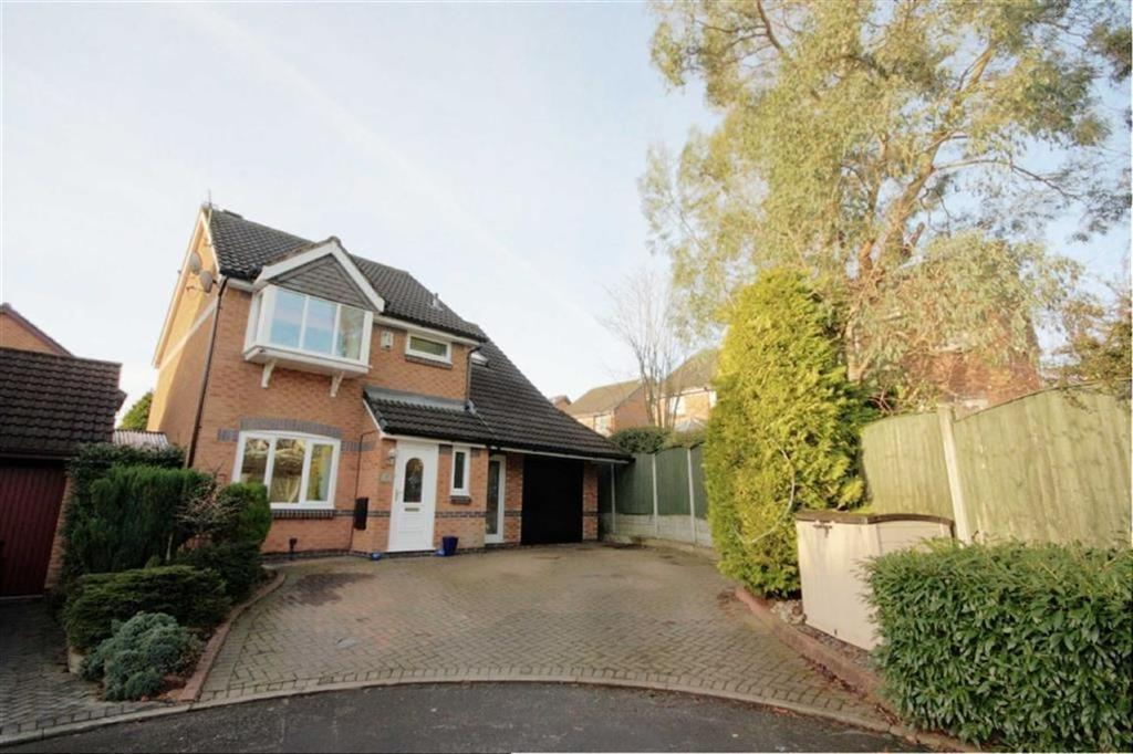 4 Bedrooms Detached House for sale in Henley Court, Toll Bar, St Helens, WA10