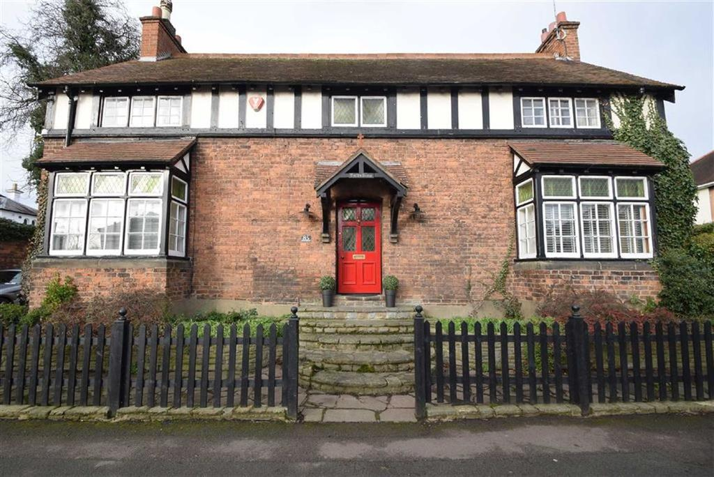 4 Bedrooms House for sale in Monkmoor Road, Shrewsbury
