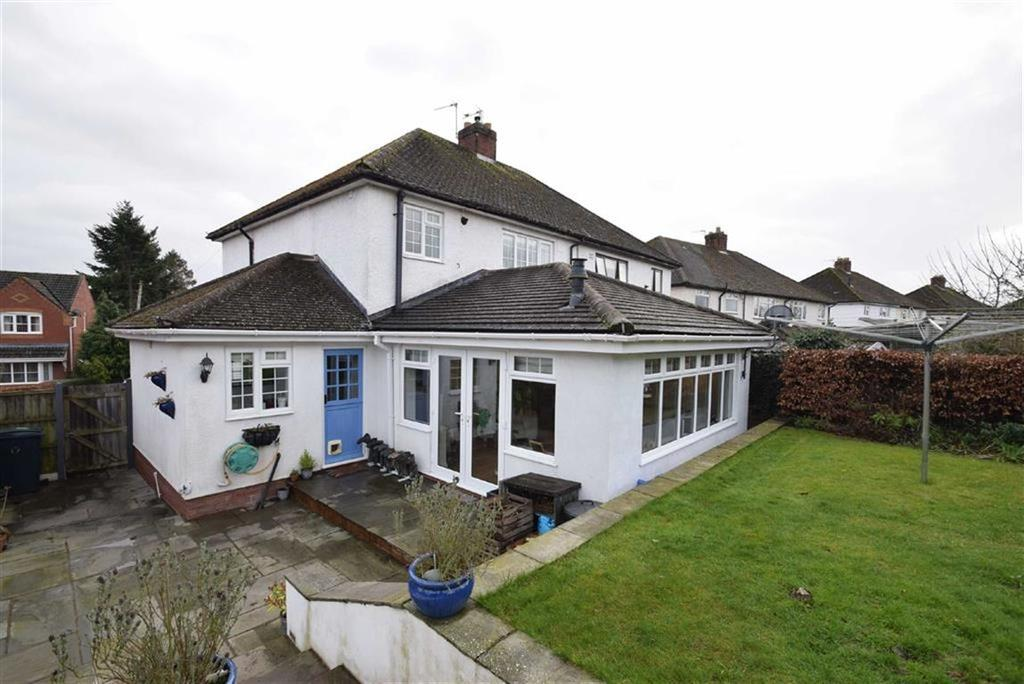 3 Bedrooms Semi Detached House for sale in Grangefields, Shrewsbury