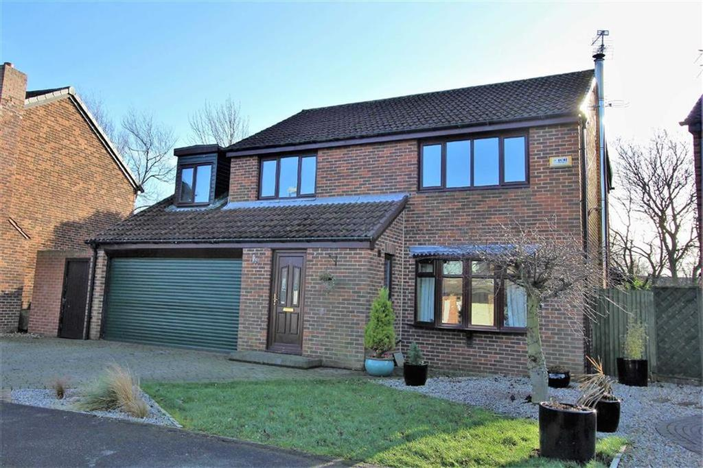 4 Bedrooms Detached House for sale in Malvern Drive, Stokesley
