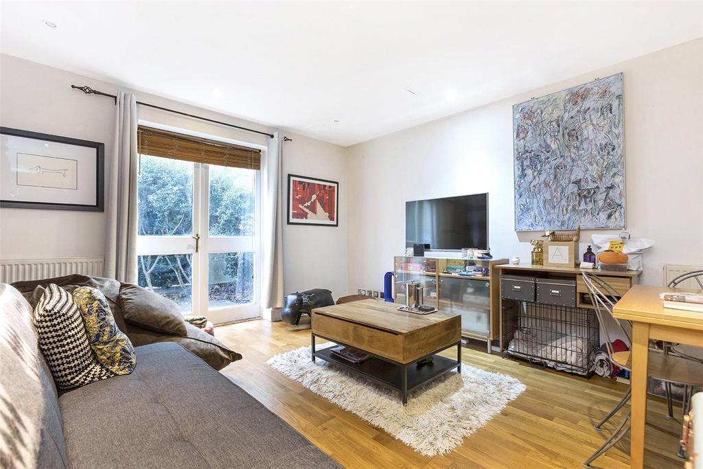 1 Bedroom Flat for sale in City Walk Apartments, 29 Seward Street, London, EC1V