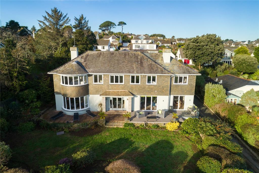5 Bedrooms Detached House for sale in Boscawen Road, Falmouth, Cornwall, TR11