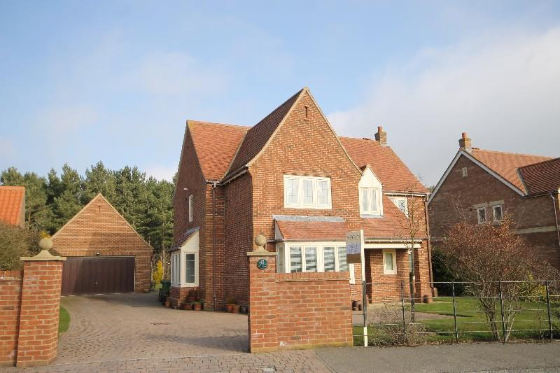 4 Bedrooms Detached House for sale in The Wynd, Wynyard