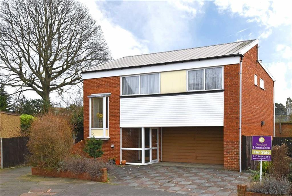 3 Bedrooms Detached House for sale in Sandford Road, Bromley, Kent