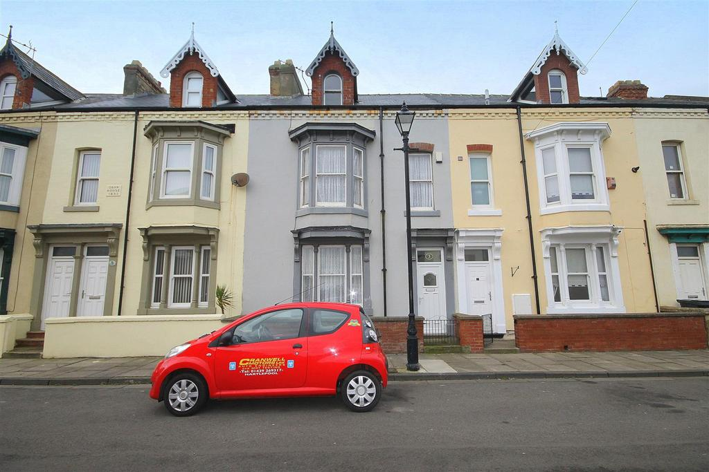 4 Bedrooms Terraced House for sale in Nesham Road, Headland, Hartlepool