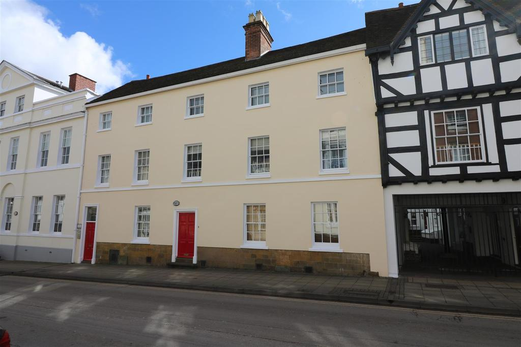 2 Bedrooms Apartment Flat for sale in Jury Street, Warwick