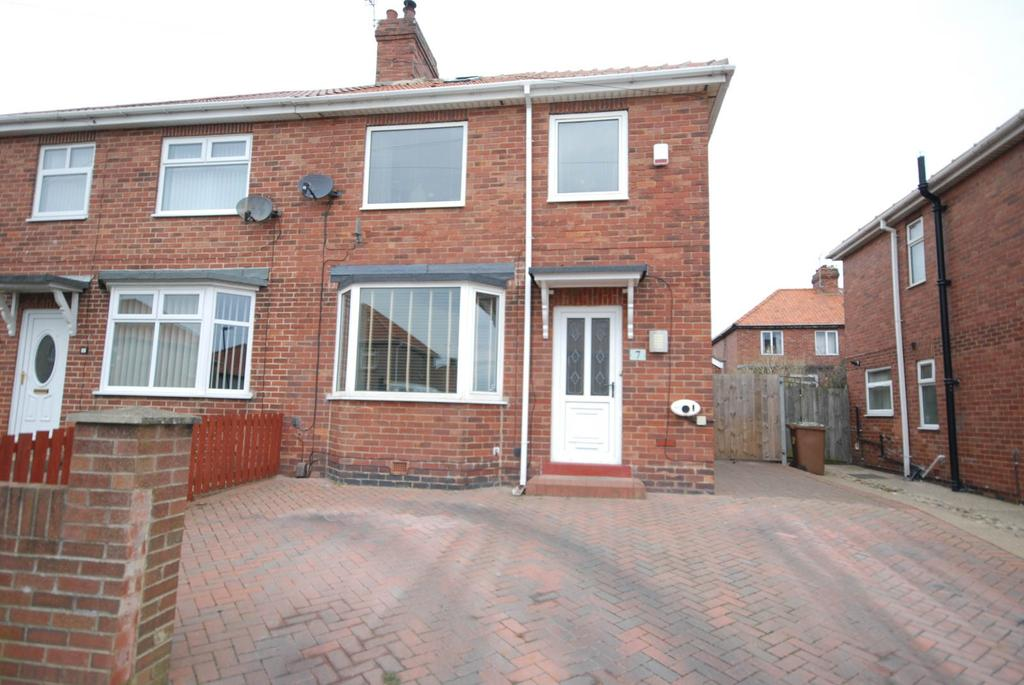 2 Bedrooms Semi Detached House for sale in St Aidans Avenue, Grangetown