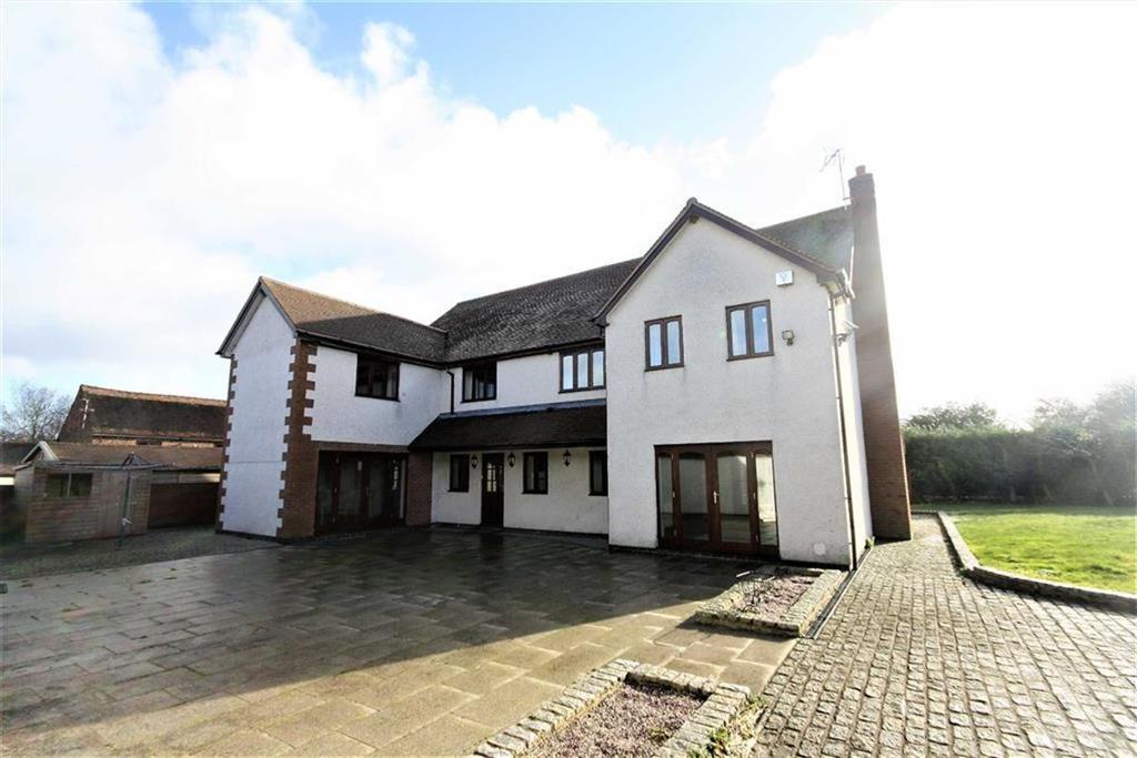 4 Bedrooms Detached House for sale in Fenn Lane, Nr Fenny Drayton, Warwickshire