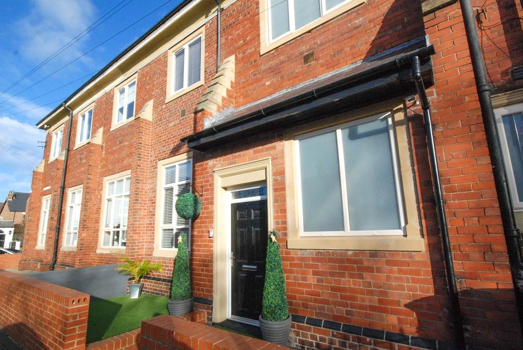 4 Bedrooms Detached House for sale in Victoria Hall, Victoria Terrace, Jarrow