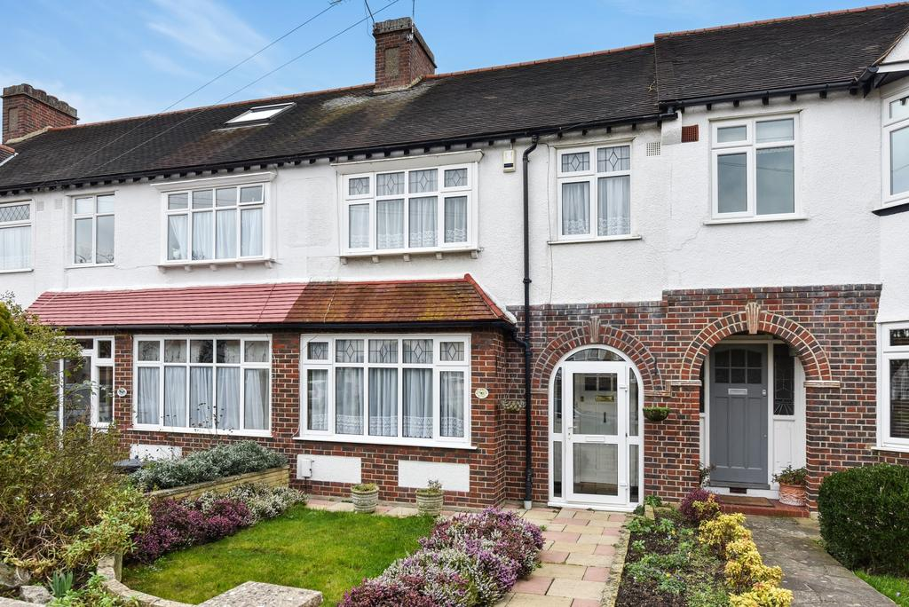 3 Bedrooms Terraced House for sale in Silver Lane West Wickham BR4
