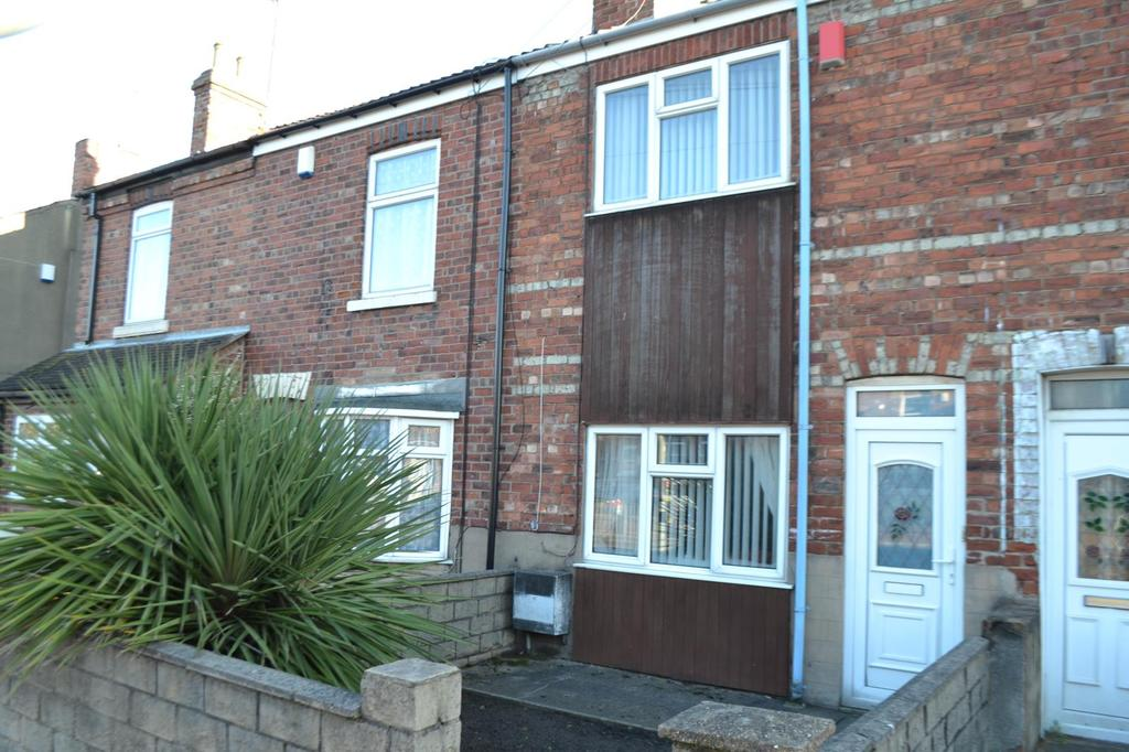 2 Bedrooms Terraced House for sale in Ropery Road, Gainsborough, Lincolnshire, DN21