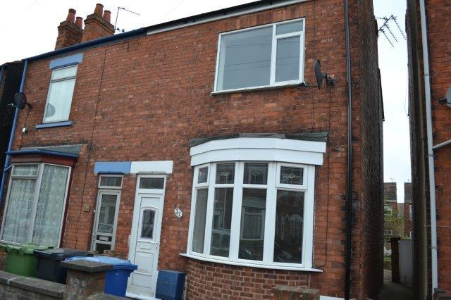 3 Bedrooms Semi Detached House for sale in Grey Street, Gainsborough, Lincolnshire, DN21